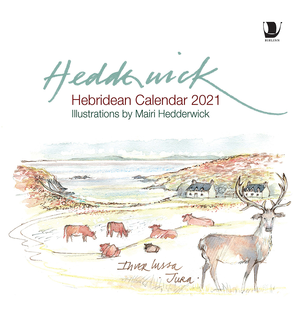 Hebridean Calendar 2021 with regard to Deer Activity Calendar 2021