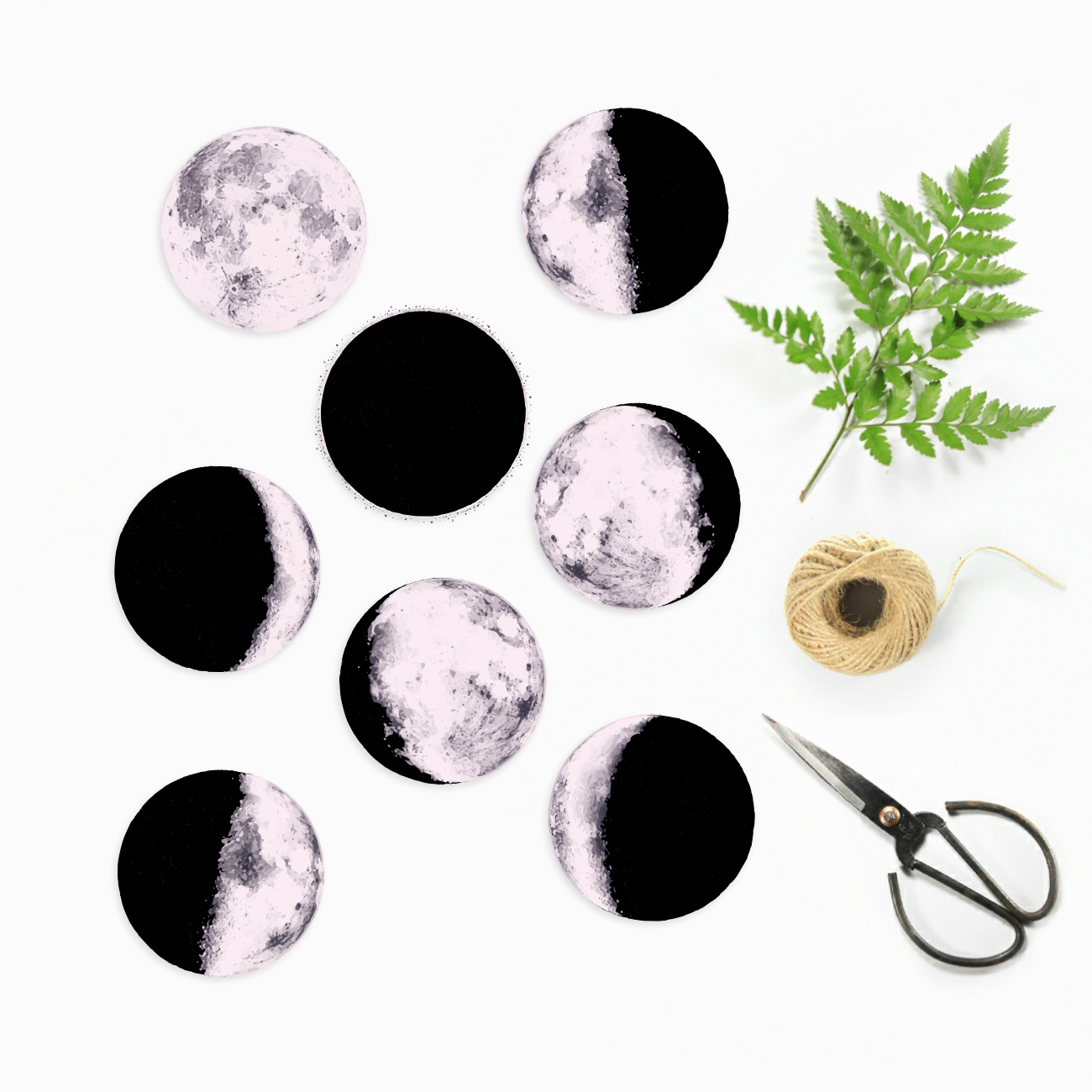 Here Is A Fun Activity To Help Your Child Learn About The inside Phases Moon Printable