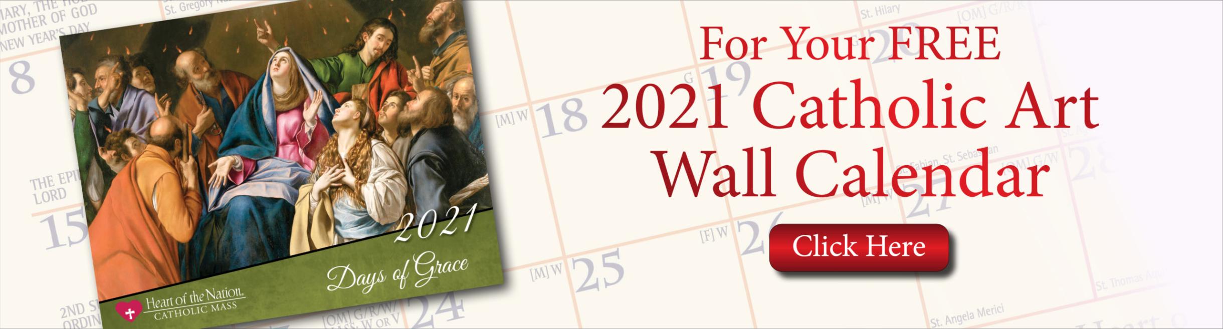 Hotn :: Catholic Mass Online - Catholic Prayers & Resources throughout Daily Mass Intercessions 2021