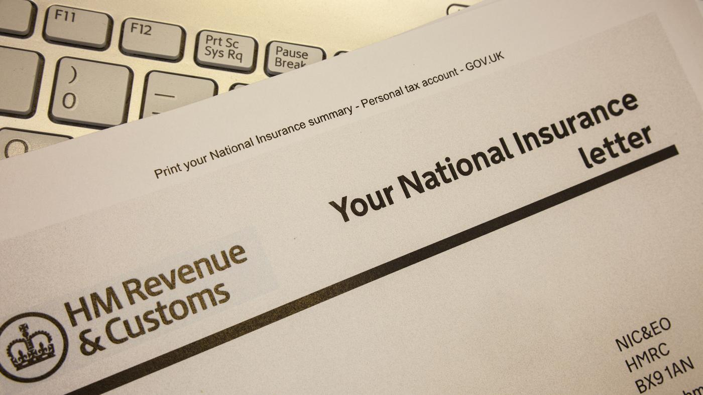 How Much National Insurance Will I Pay As A Sole Trader with regard to Hmrc Tax Calendar 2021 2021 Template