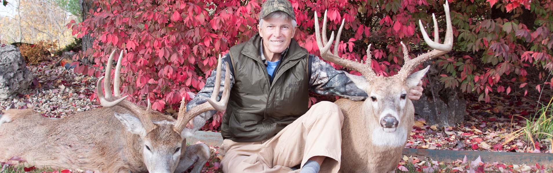 Hunting The Illinois Whitetail Rut   Heartland Lodge regarding 2021 Whitetail Rut Calendar For Virginia