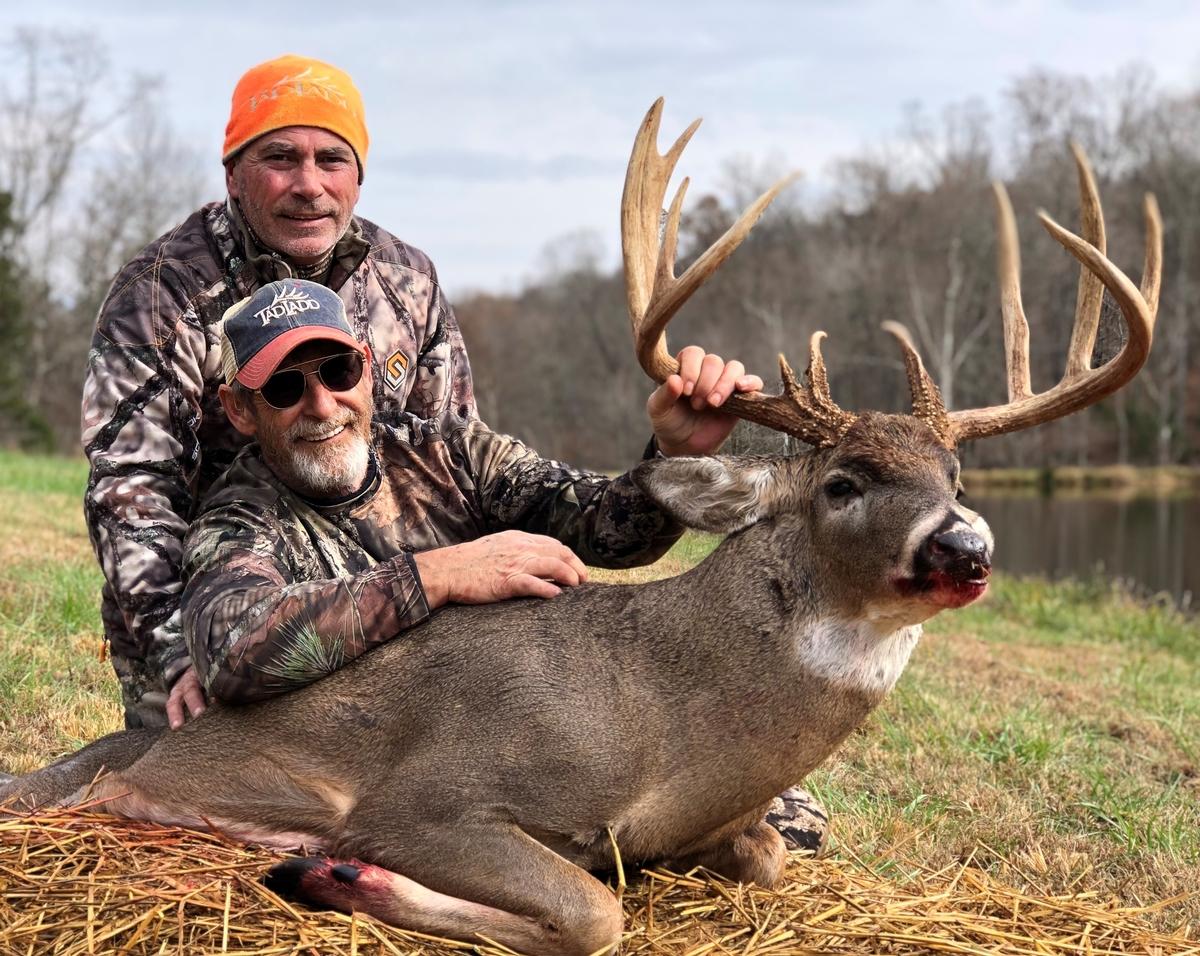 Hunts - Tad Ladd West Kentucky Whitetails in Ky Deer Season 2021