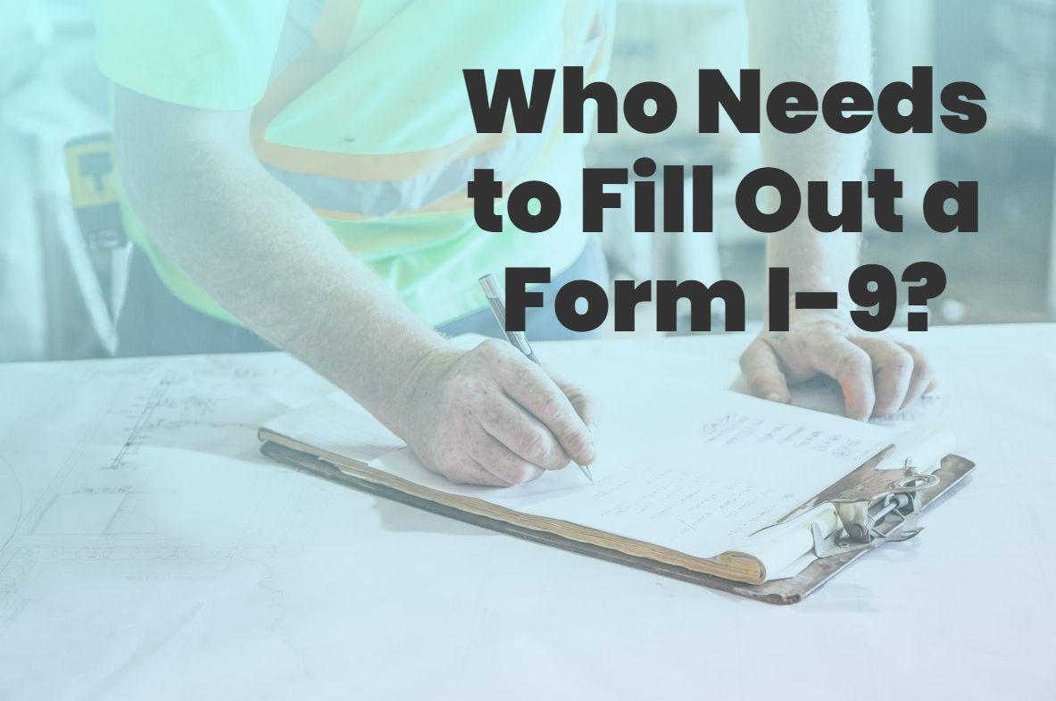 I9 Forms 2020 Printable with regard to Form I-9 2021 Printable