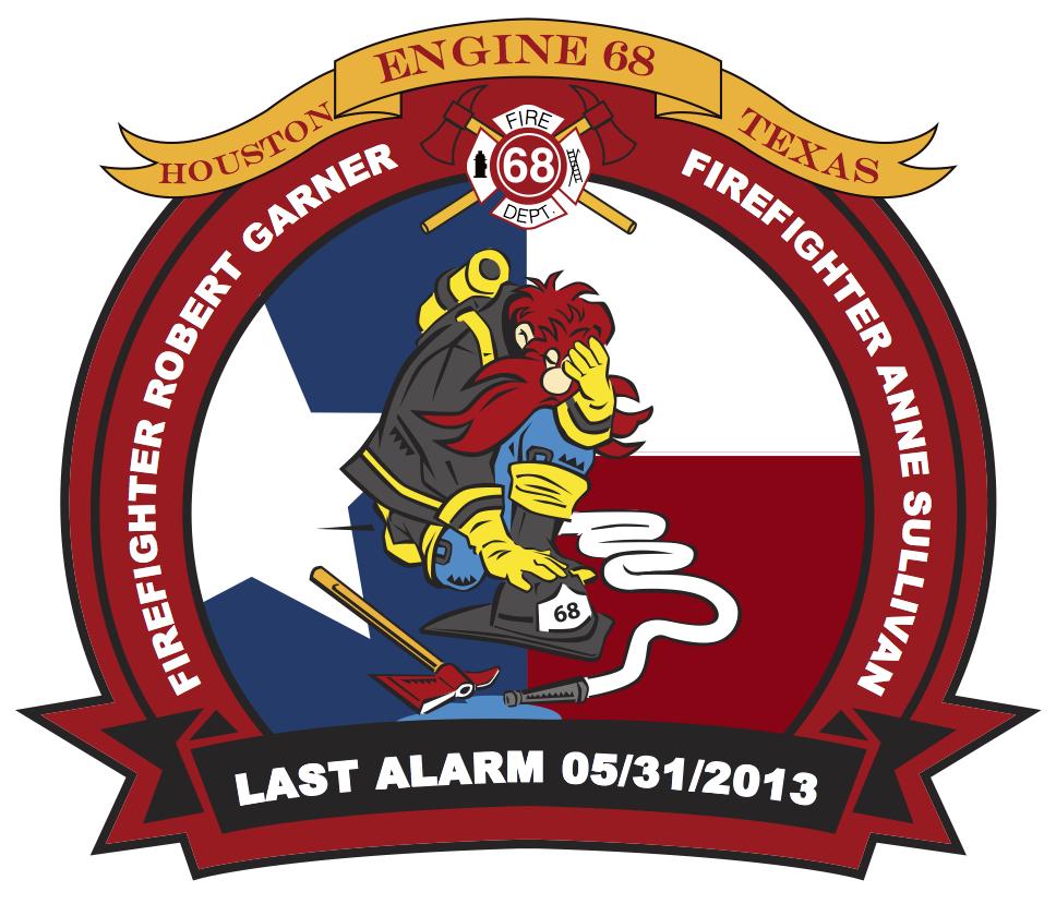 In Memoriam – Houston Firehouse 68 throughout Firehouse Shift Calendar