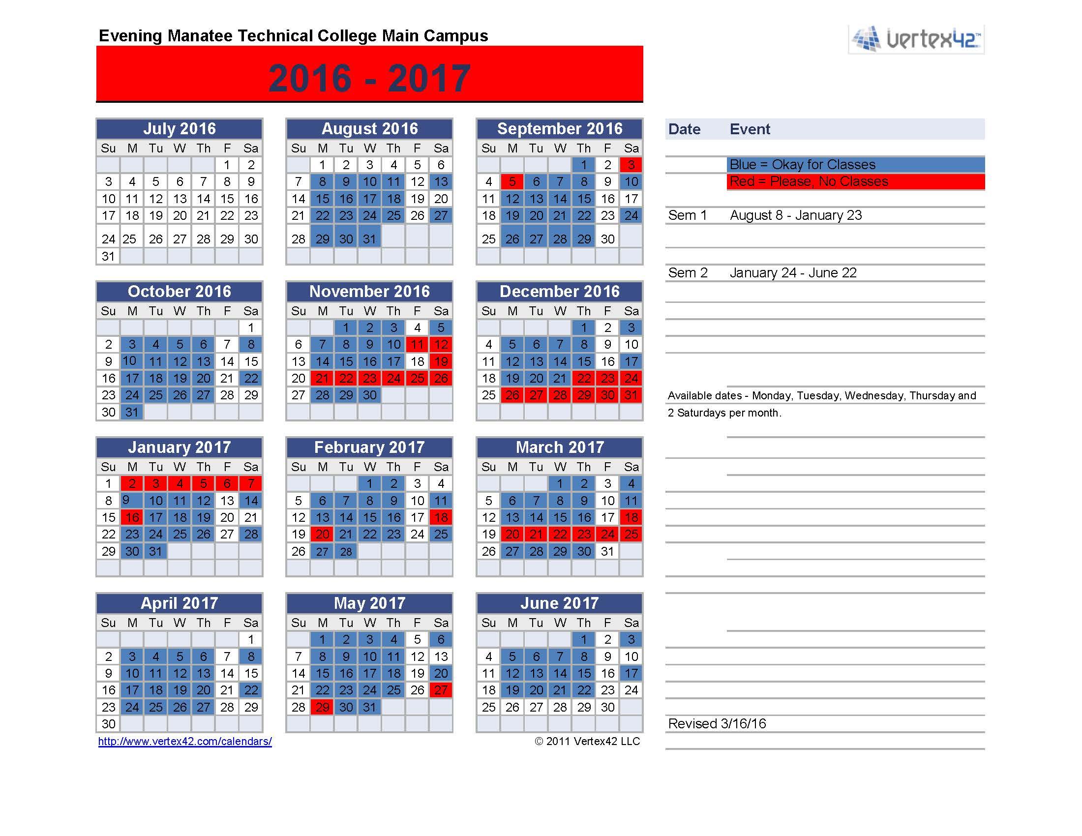 Index Of /Wp-Content/Uploads/2012/12/ with regard to Vertex Academic Calendar