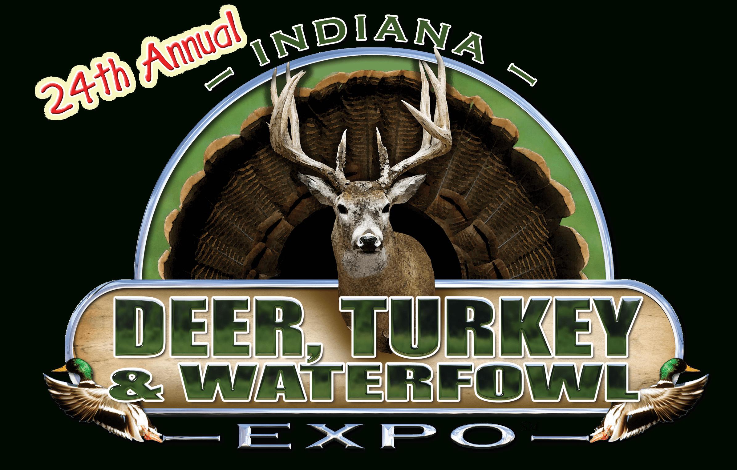 Indiana Deer, Turkey & Waterfowl Expo in Deer Season Indiana 2021