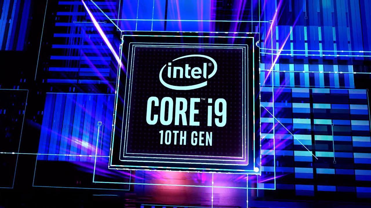 Intel Core I9 10900K 10-Core Lga 1200 3.70Ghz Unlocked Cpu Processor within Blank I9 2021