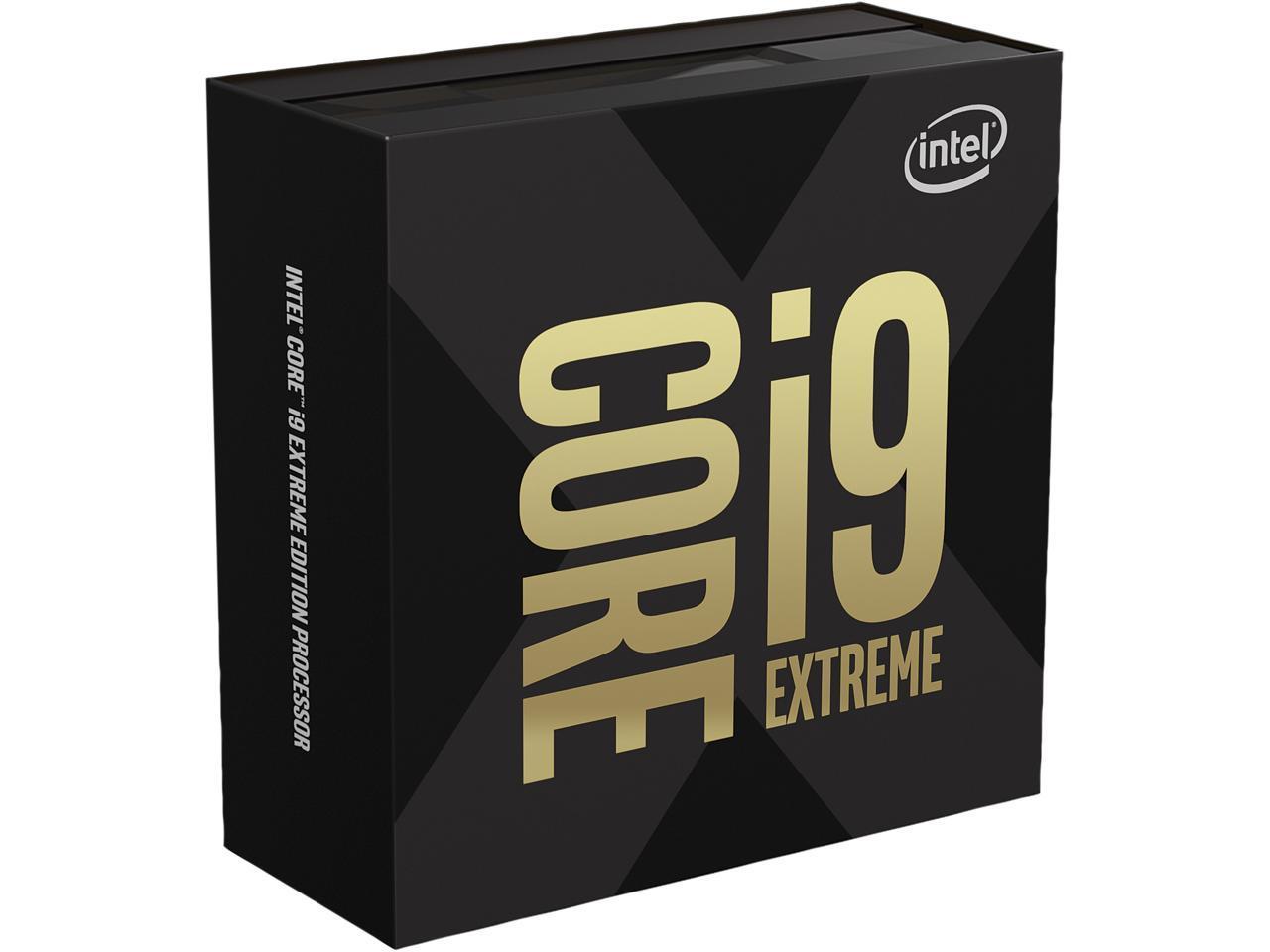 Intel Core I9-10980Xe Cascade Lake 18-Core 3.0 Ghz Lga 2066 165W  Bx8069510980Xe Desktop Processor within Blank I9 2021