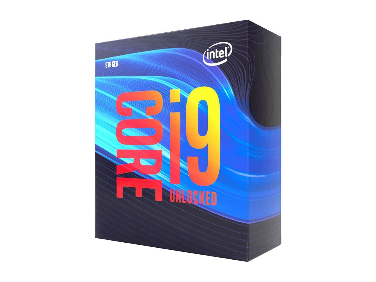 Intel Core I9-9900K Coffee Lake 8-Core, 16-Thread, 3.6 Ghz (5.0 Ghz Turbo)  Lga 1151 (300 Series) 95W Bx806849900K Desktop Processor Intel Uhd Graphics pertaining to Blank I9 2021