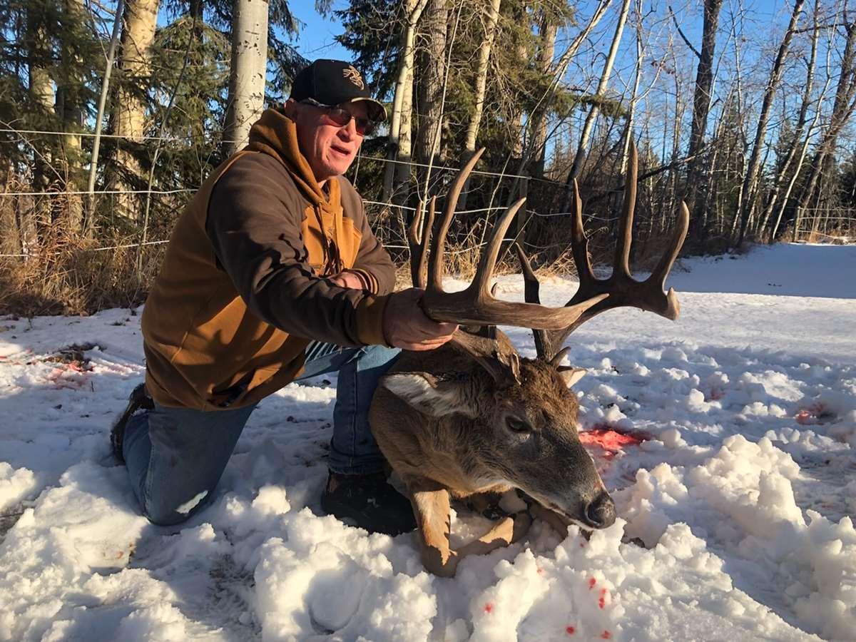 Moose & Whitetail Deer Hunt 2021 inside 2021 Whitetail Rut Prediction In Alberta