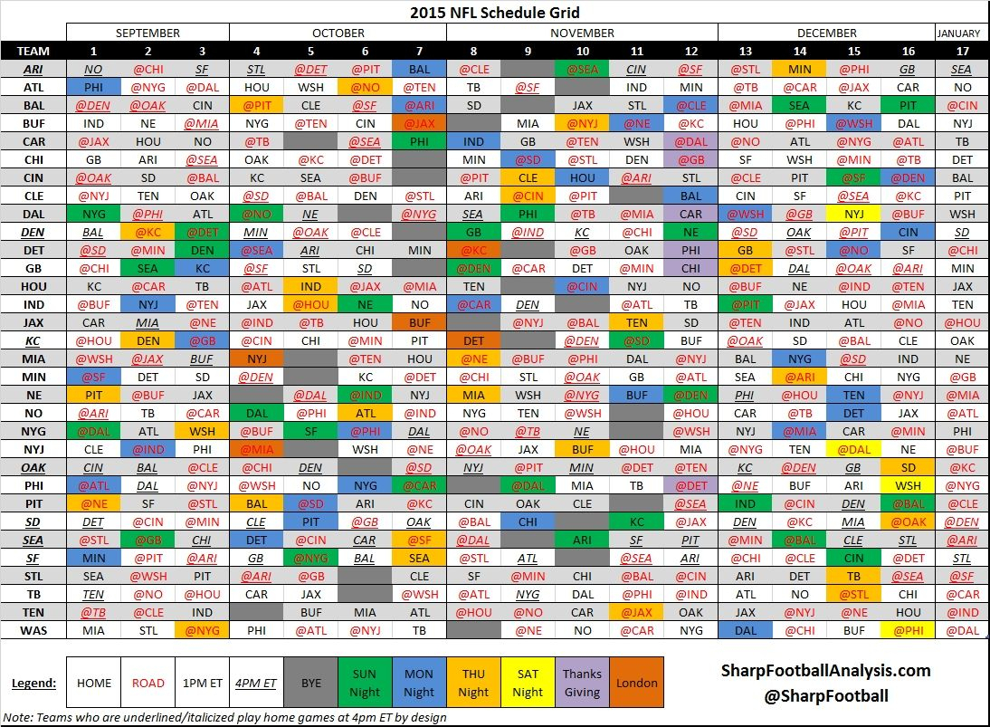 Nfl Calendar Week 6 In 2020 | Nfl Calendar, Weekly Calendar throughout Printable 2021 2021 Nfl Schedule