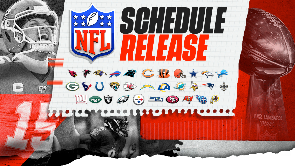 Nfl Schedule 2020: Date And Time For All 256 Games Of 2020 for Full Nfl Schedule 2021 Printable