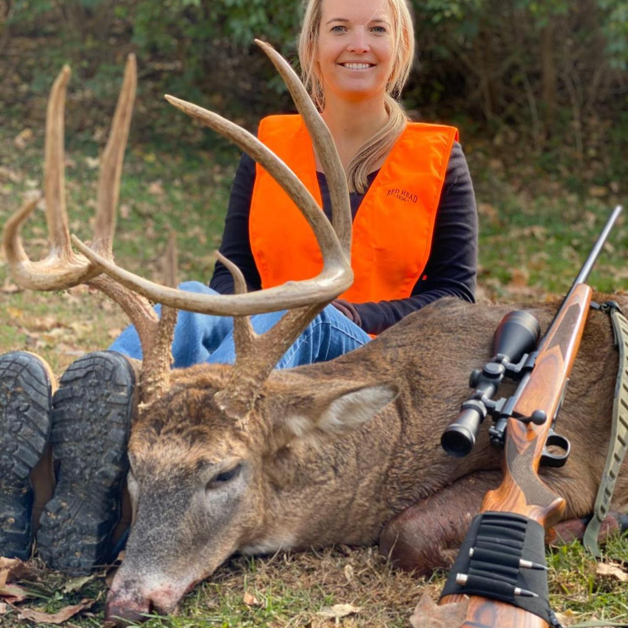 North Camp Kentucky 2 Day 3 Night Rifle Hunt - Opening Week within Ky Deer Season 2021