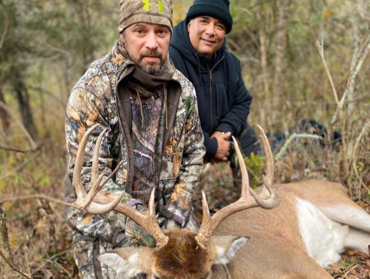 North Camp Ohio 2 Day 3 Night Rut Bow Hunt - Whitetail with Ohio Rut 2021