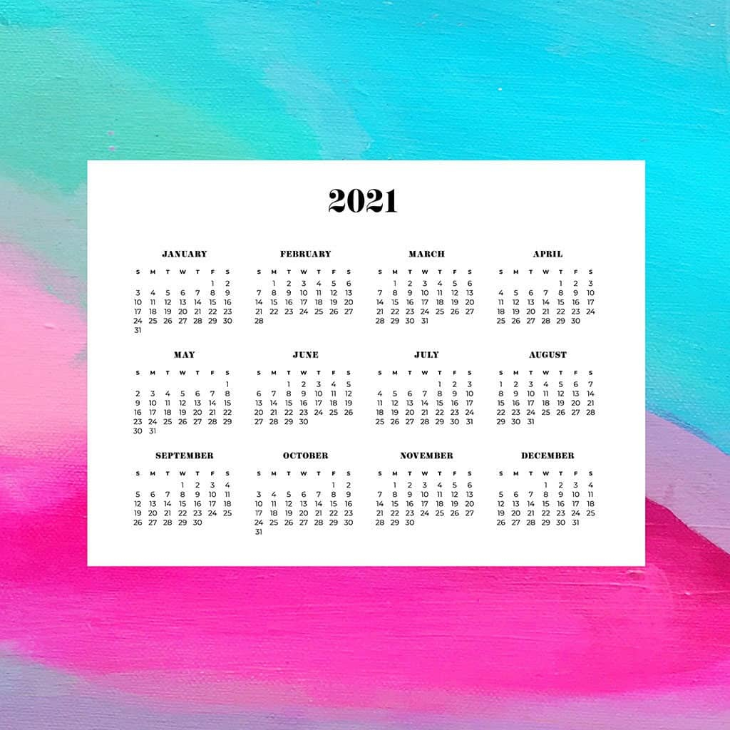Oh So Lovely Blog – Sharing Freebies, Diy Projects, And with Depo Provera Calendar 2021