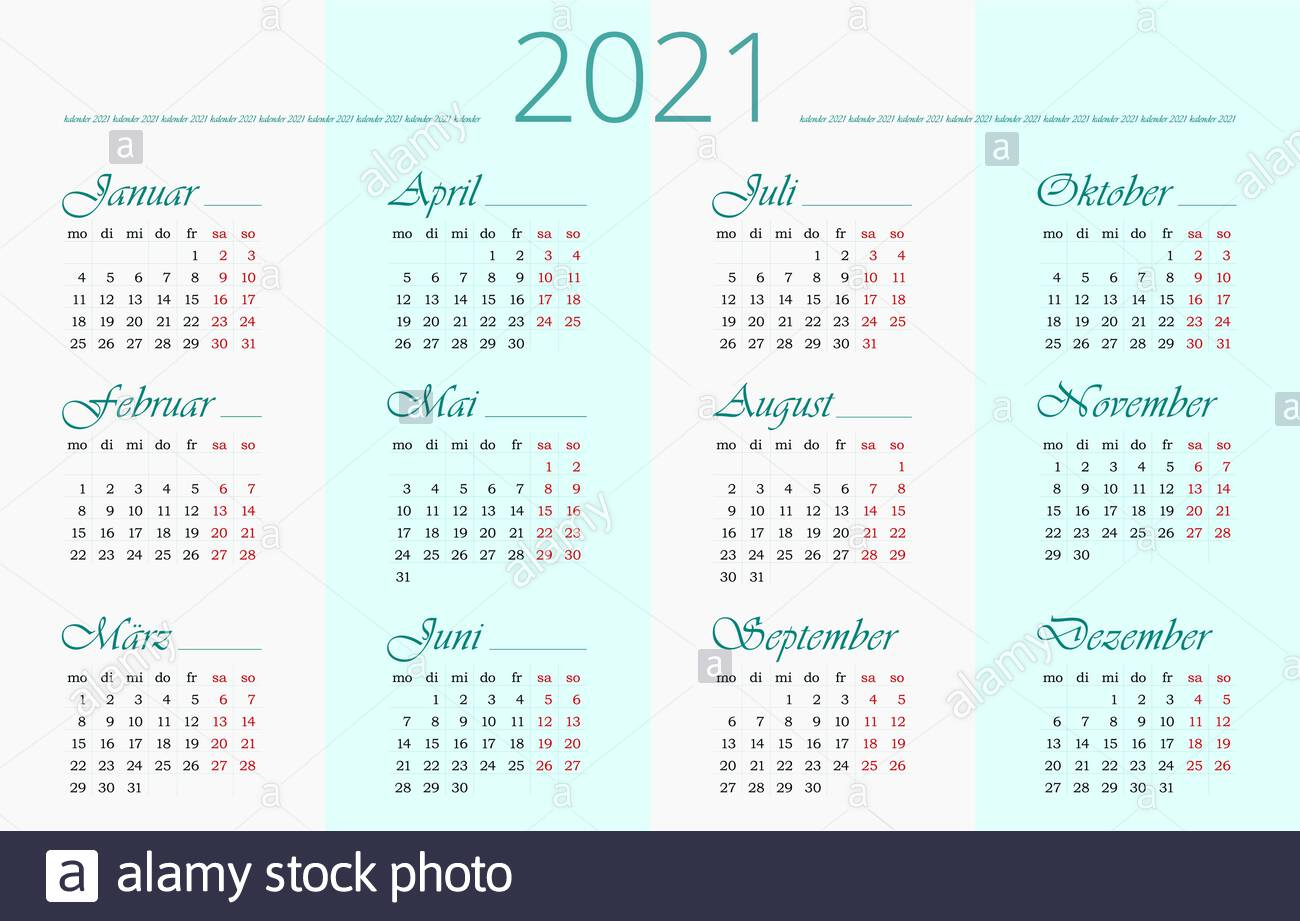 Page 2 - 12 Months Calendar High Resolution Stock intended for 2021-2021 2 Year Planner Llama Monthly