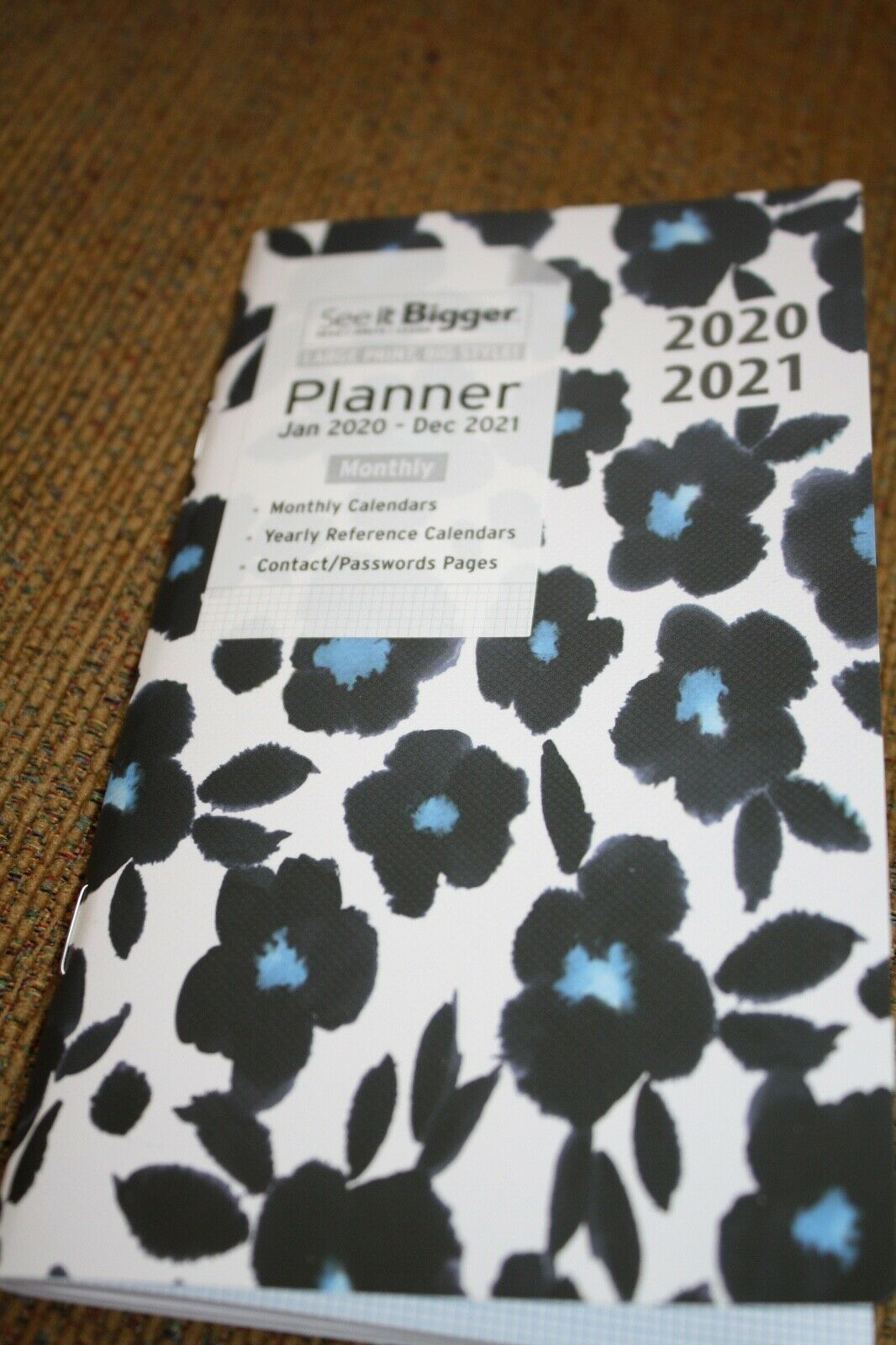 Planahead 88176 8.5X11 Inch See It Bigger Planner with regard to Hunting Planner 2021 Monthly
