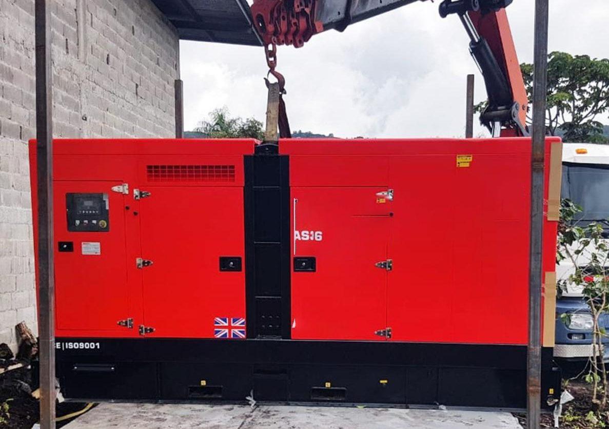 Projects | Prime Power Generators inside Primepower Sri Lanka