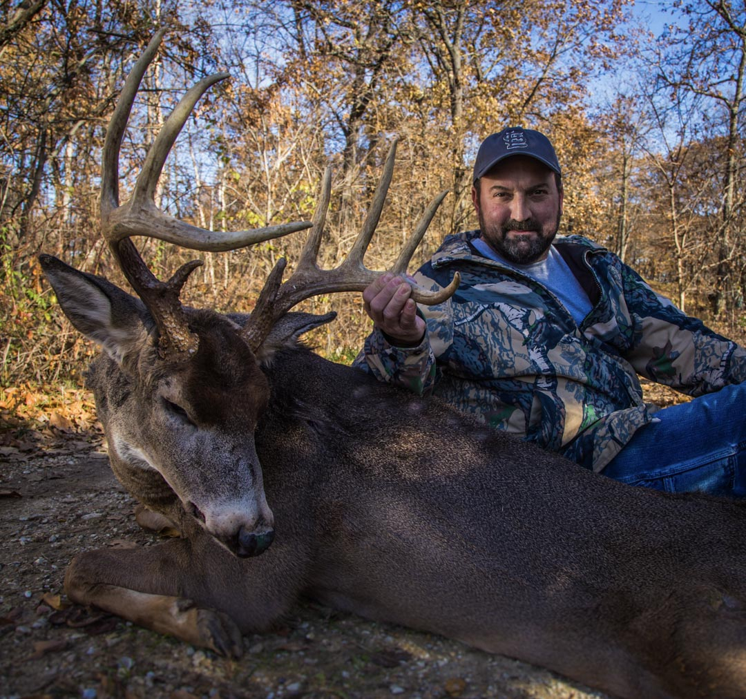 Rates & Dates | South Fork Outfitting | Illinois Whitetail intended for 2021 Il Deer Rut