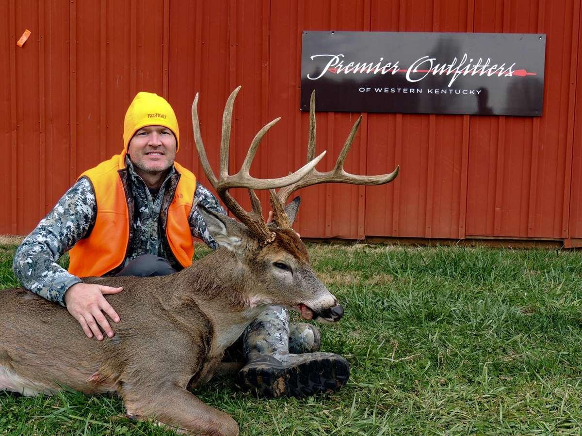 Rifle Rut Deer Hunt (Nov. 26-28) for Kentucky Deer Season 2021