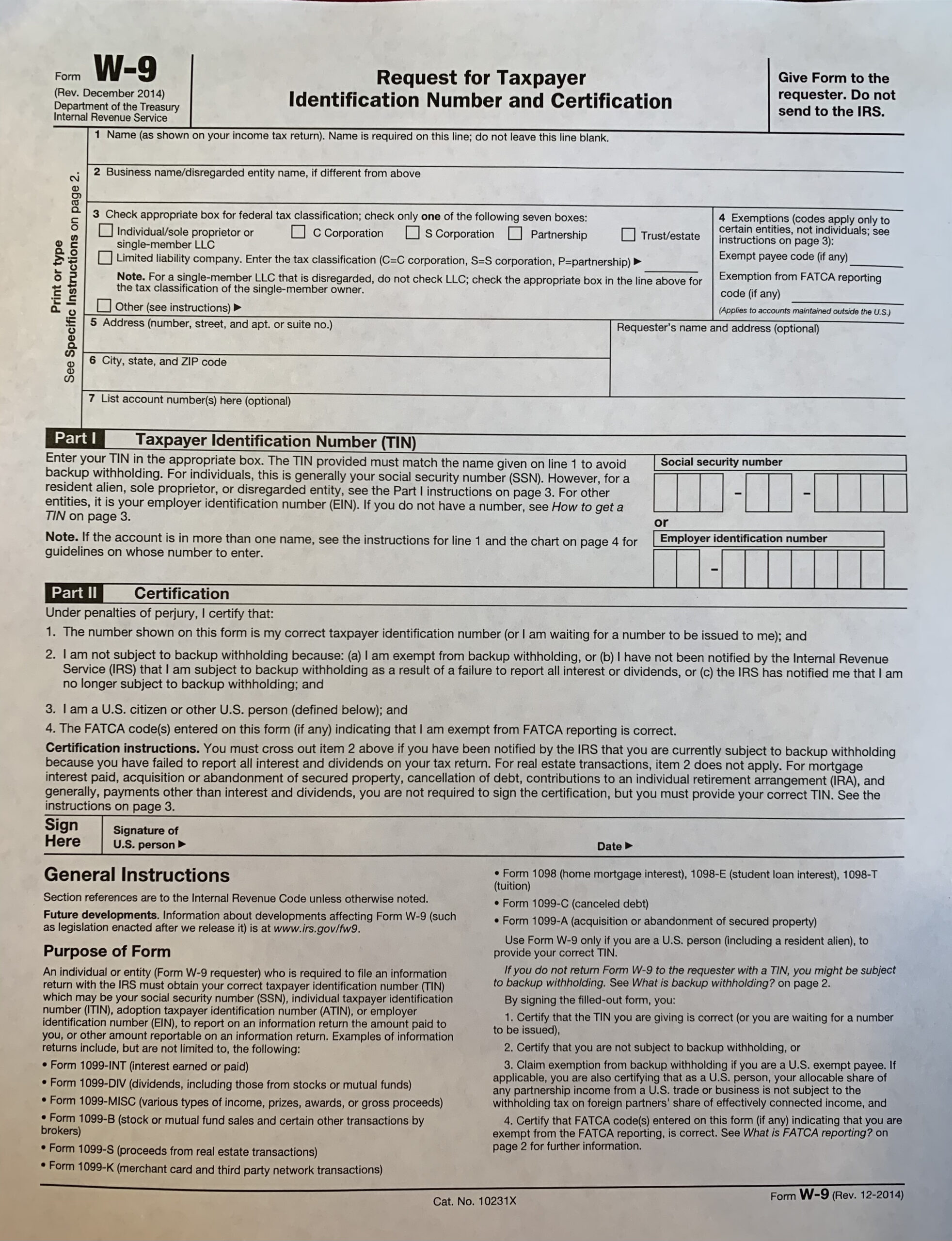 Rodeo Forms & Information | Texas Youth Rodeo Association inside Form W-9 2021