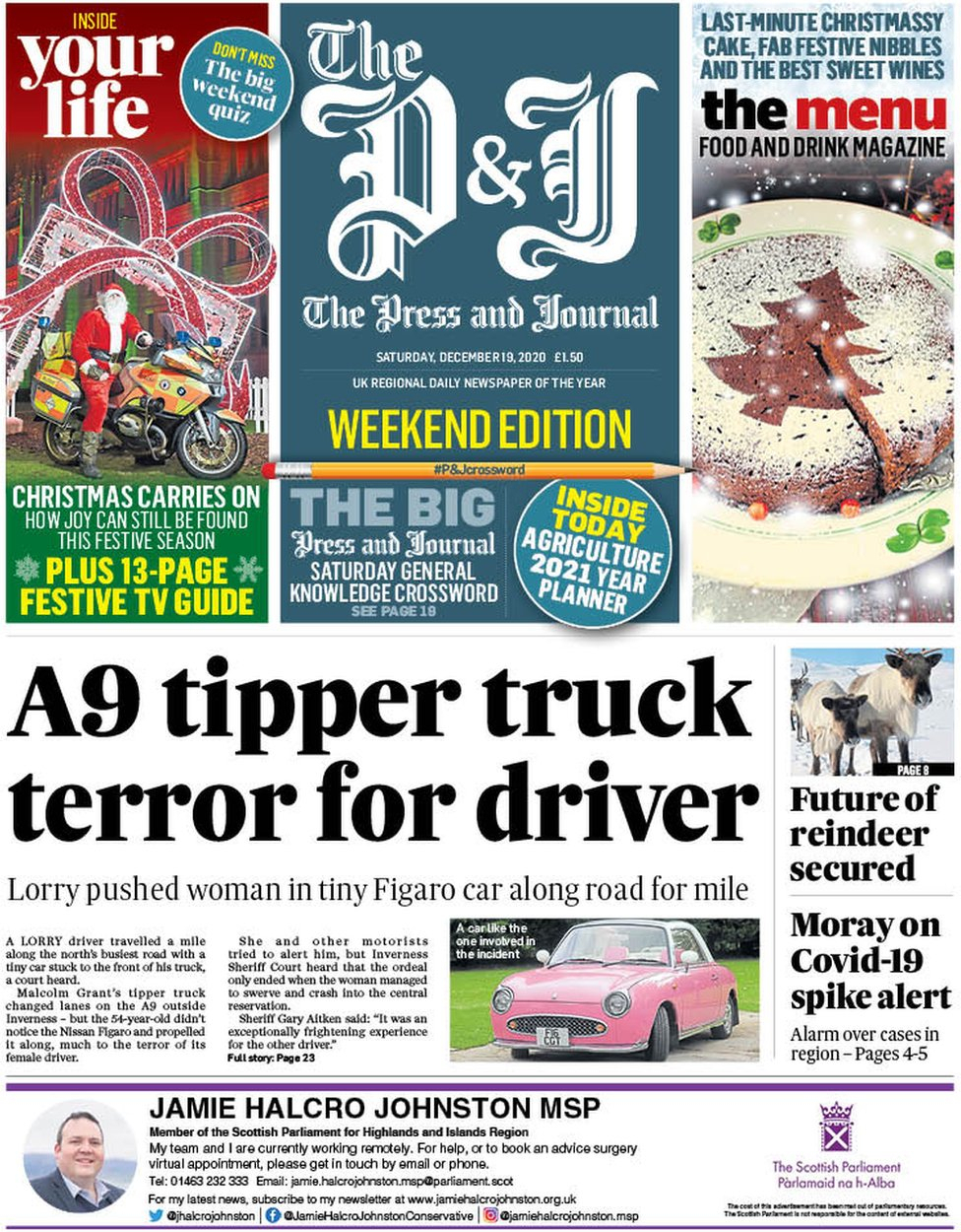 Scotland'S Papers: Minister 'Forced To Quit' Over Drugs with regard to 2021 Yearly Calander Hgv Shift Schedule