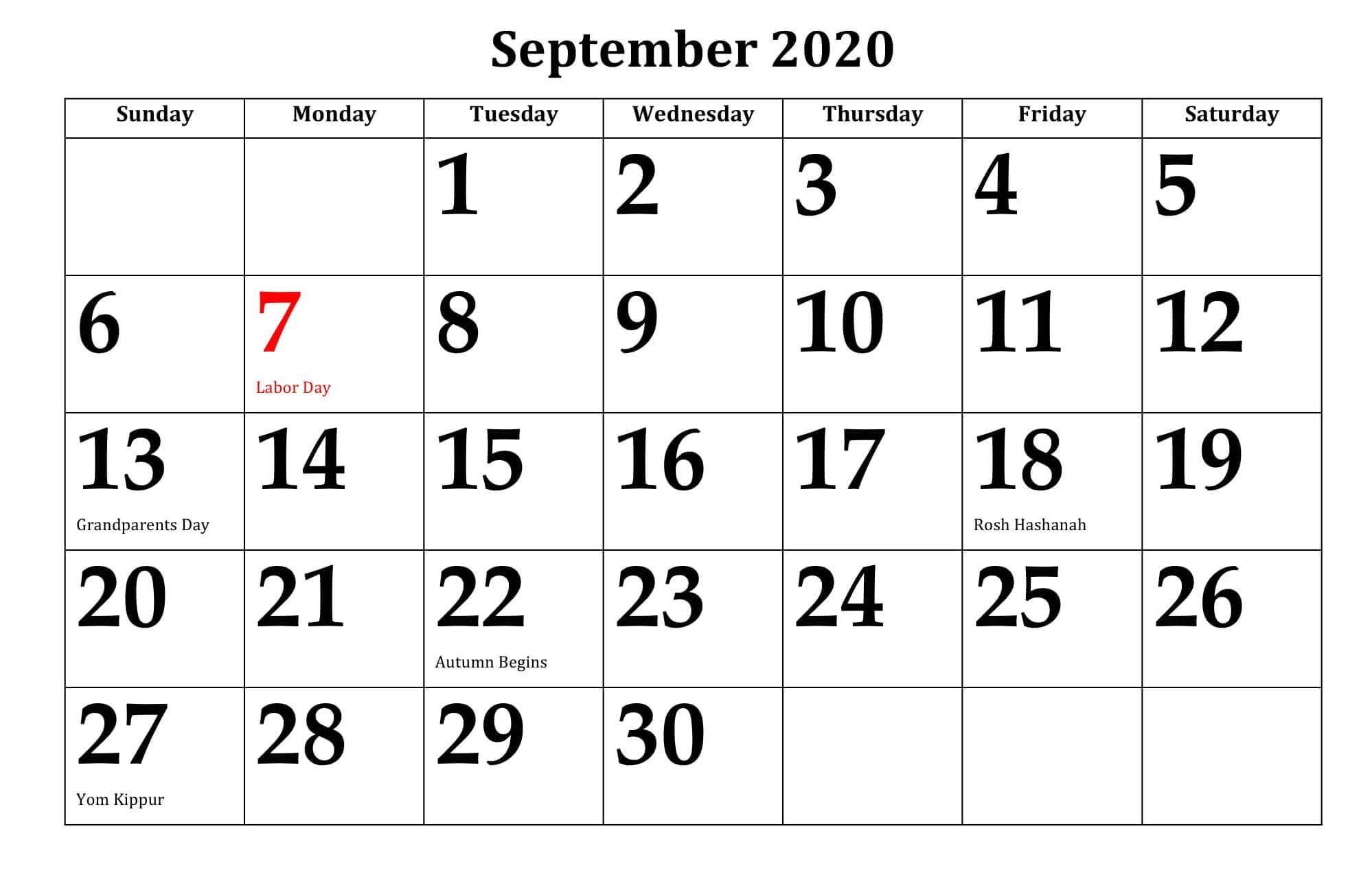 September 2020 Calendar Kalnirnay In 2020 | Federal Holiday with regard to September Calendar 2021 Kaalnirnaya