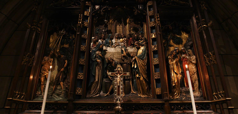 Shrine Prayers (Intercessions) And Mass – Saint Thomas Church pertaining to Daily Mass Intercessions 2021
