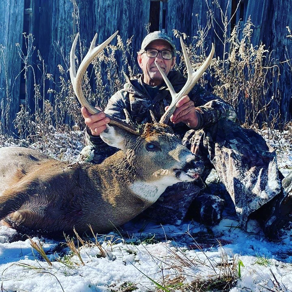 South Camp Kentucky 7 Day 8 Night Rut Bow Hunt - Whitetail throughout Kentucky Rut 2021