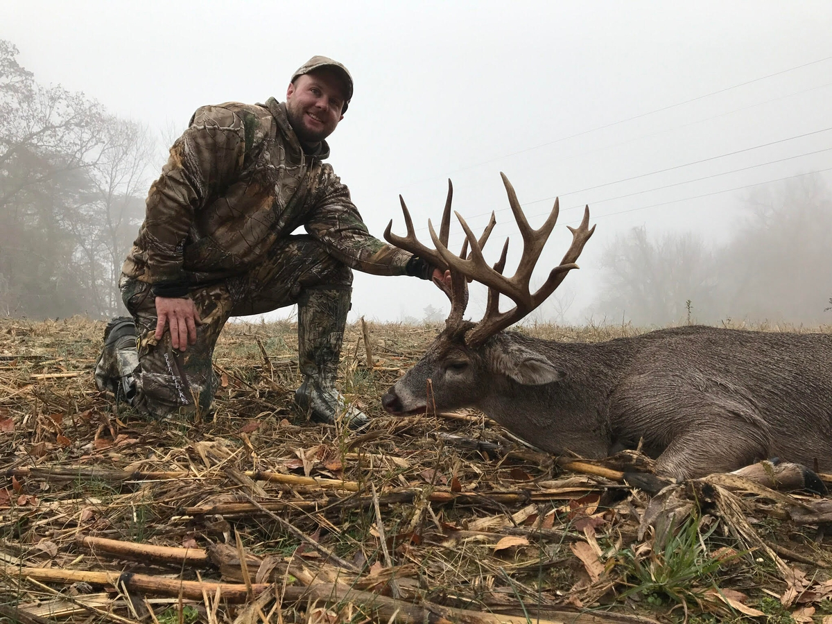 Tad Ladd West Kentucky Whitetails intended for Deer Season Ky 2021