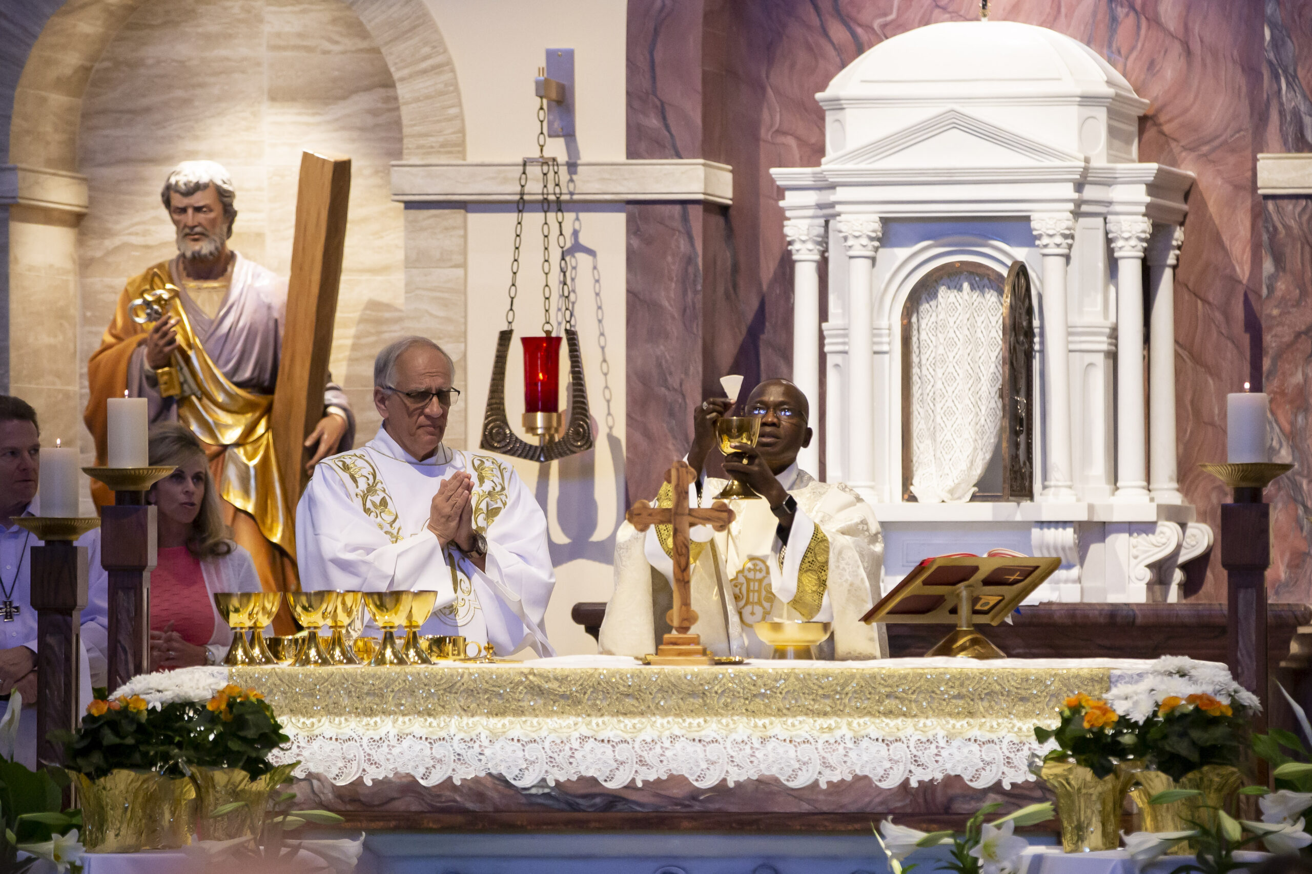 The Mass: Liturgy Of The Eucharist - The Roman Catholic intended for Daily Mass Intercessions 2021