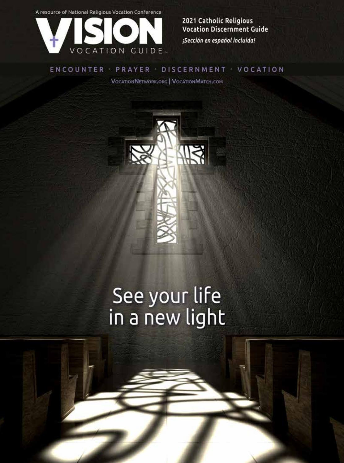 Vision Vocation Guide 2021Vision Vocation Guide - Issuu intended for Daily Mass Intercessions 2021