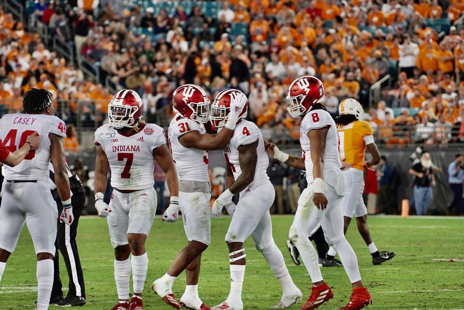 Volunteers Deny 9-Win Season For Indiana Football With 14 for Rut Indiana 2021