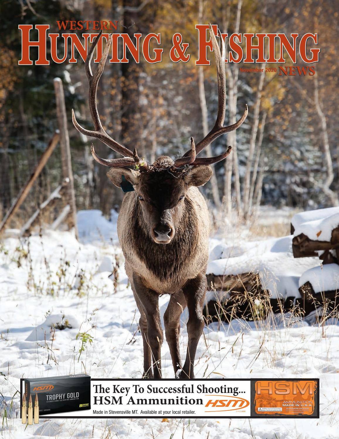 Western Hunting & Fishing News - November 2020Amy throughout Prediction Of Deer Rut 2021 In Ontario