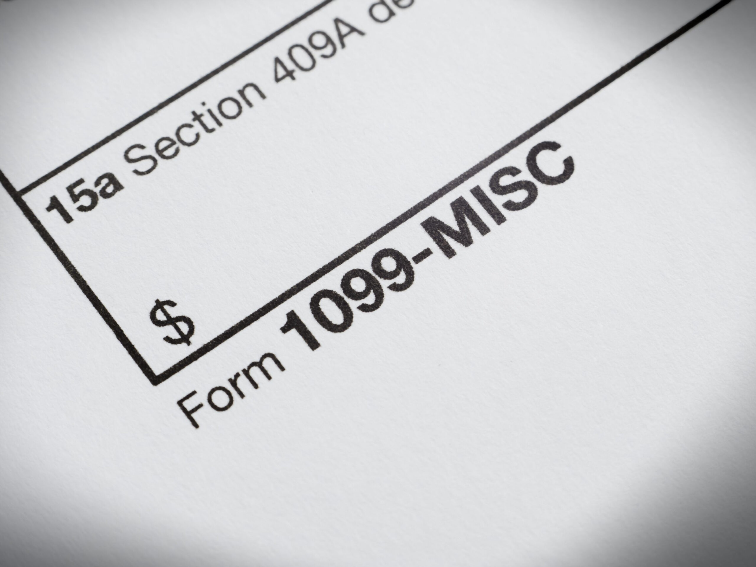 Who Must Receive Form 1099-Misc? within 2021 W-9 Form