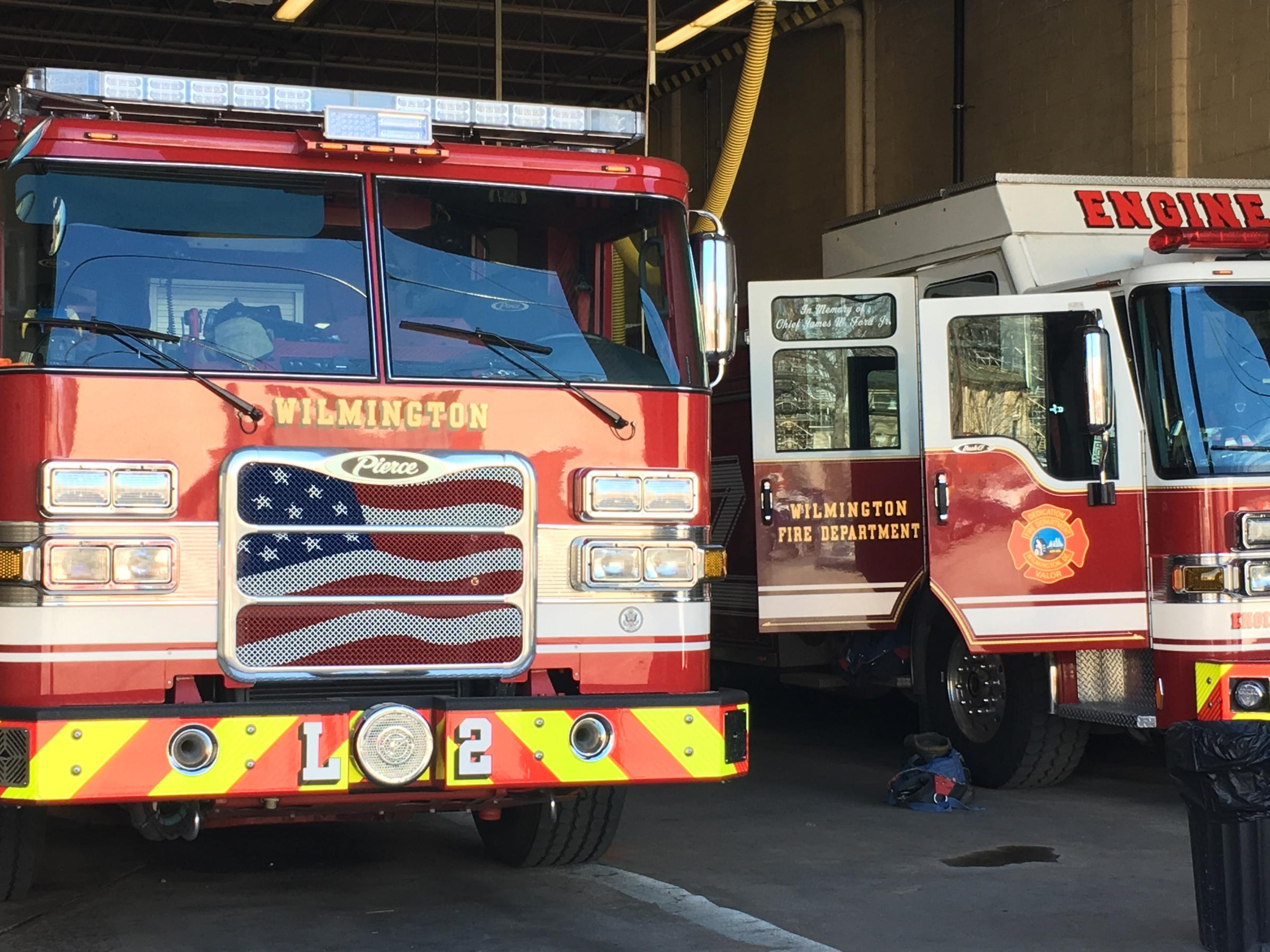 Wilmington Firefighters Clash With City Over Proposed Shift regarding Firehouse Shift Calendar
