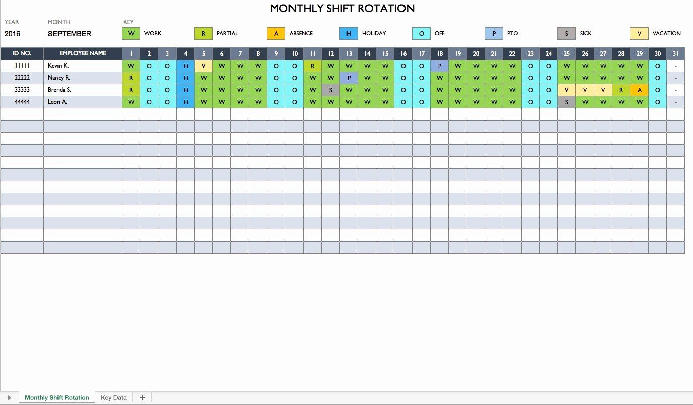 12 Hour Schedule Template Elegant 12 Hour Shift Schedules with Free Printable Shift Calendars