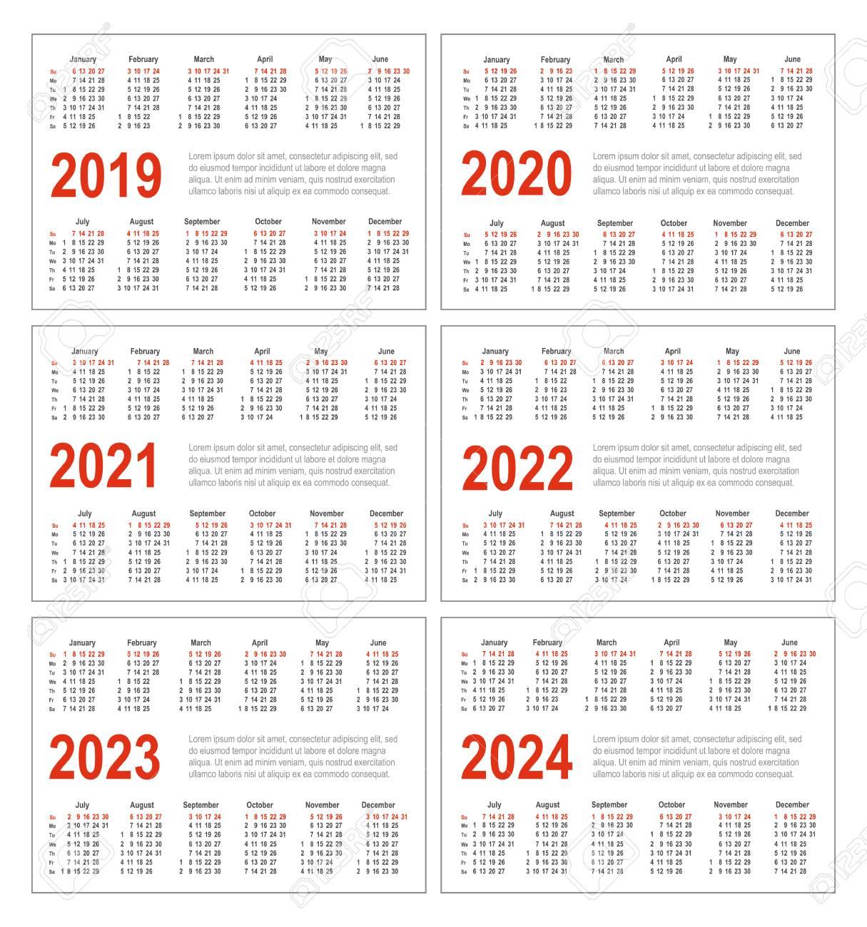 2 Year Pocket Calendar 2020 And 2021 | Printable Calendar Free in 2021-2021: 2 Year Calendar Pocket