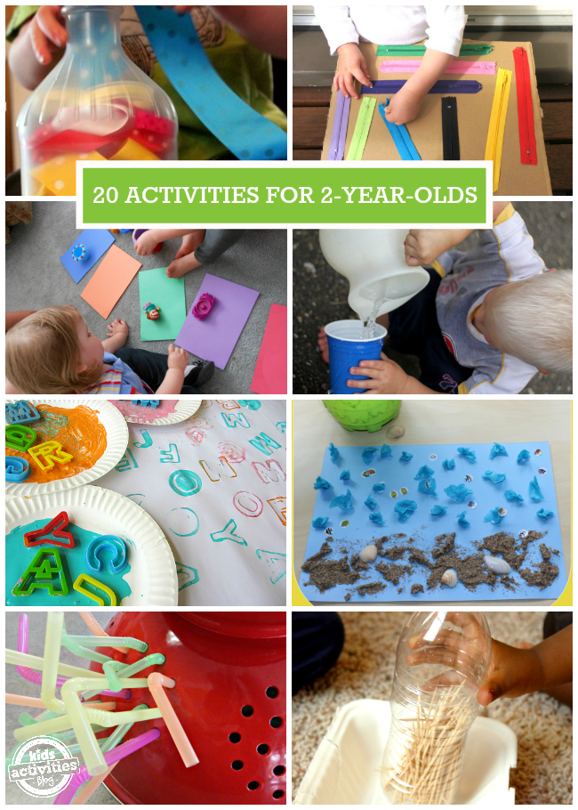 20 {Quick & Easy} Activities For 2 Year Olds regarding 2021-2021 Two Year Planner: 2-Year