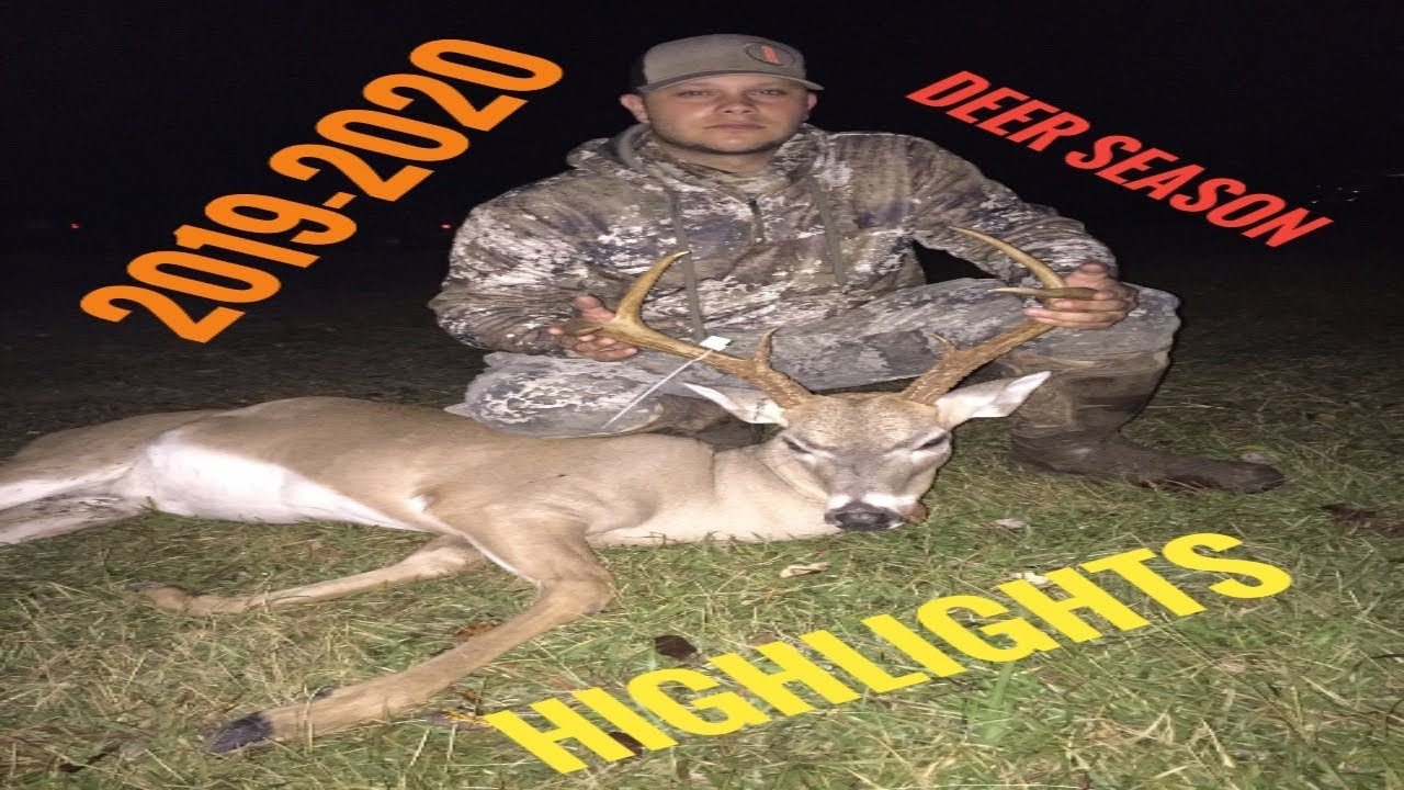 2019-2020 Deer Season Highlights - Youtube with Wisconsin Whitetail Rut 2021