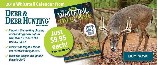 2019 Whitetails Wall Calendar | Deer Hunting, Wall Calendar, Hunting regarding Deer Hunting Calendar