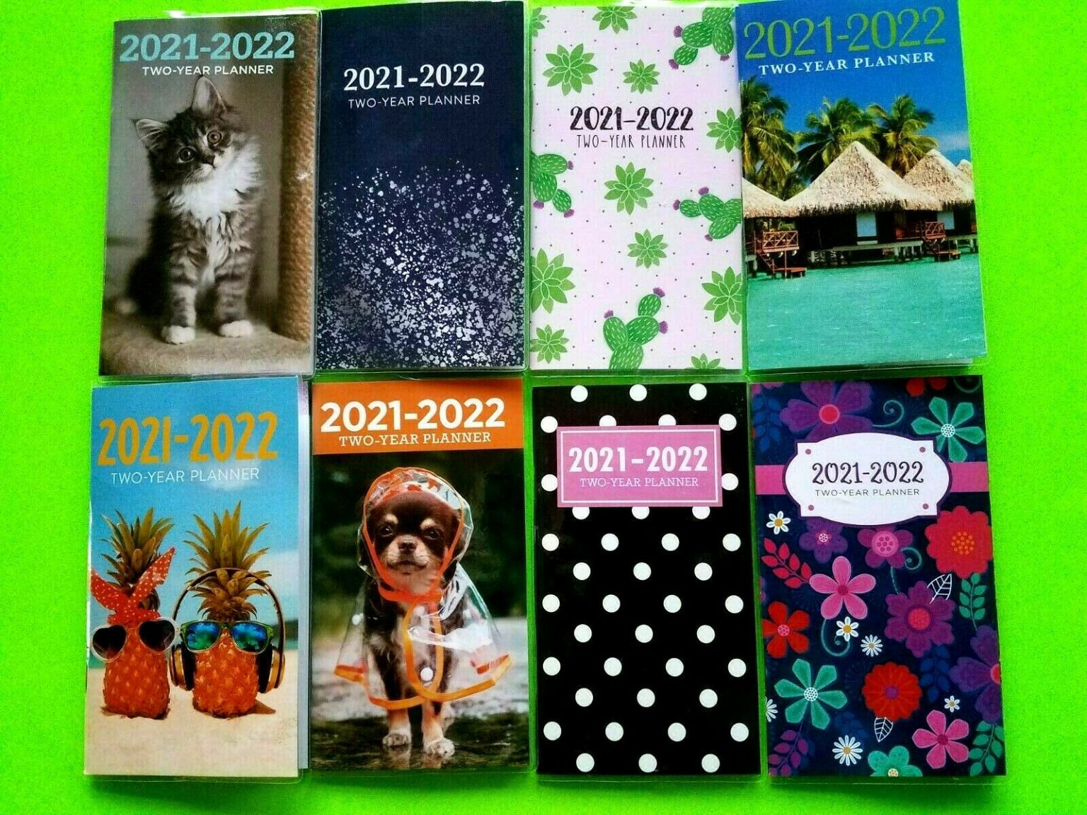 2021-2022 2 Year Planner Monthly Pocket Small Calendar 3.3 throughout 2021-2021 Planner: 2-Year Planner