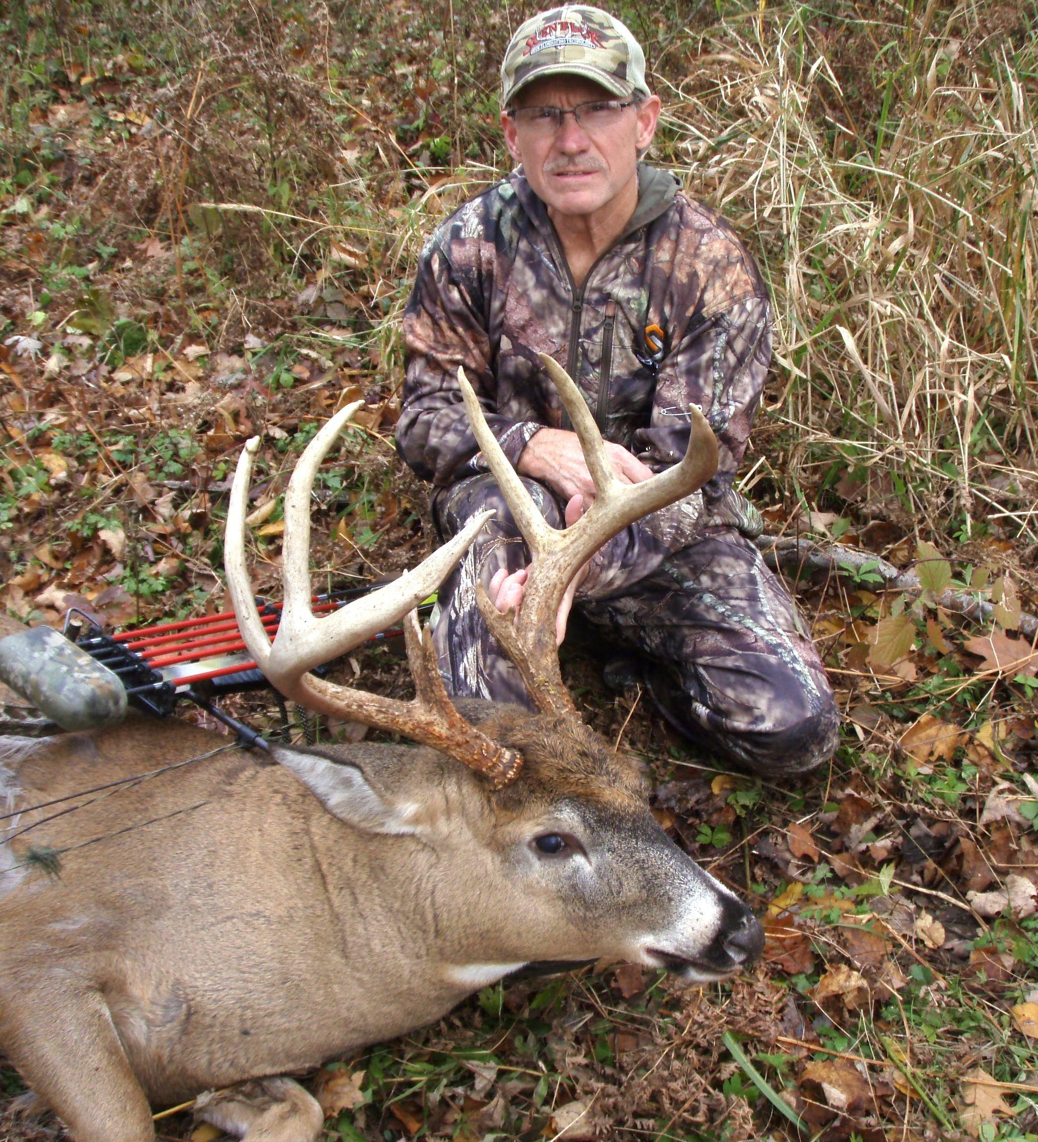 2021 Deer And Deer Hunting Rut Calendar For Michigan throughout Indiana Deer Season 2021