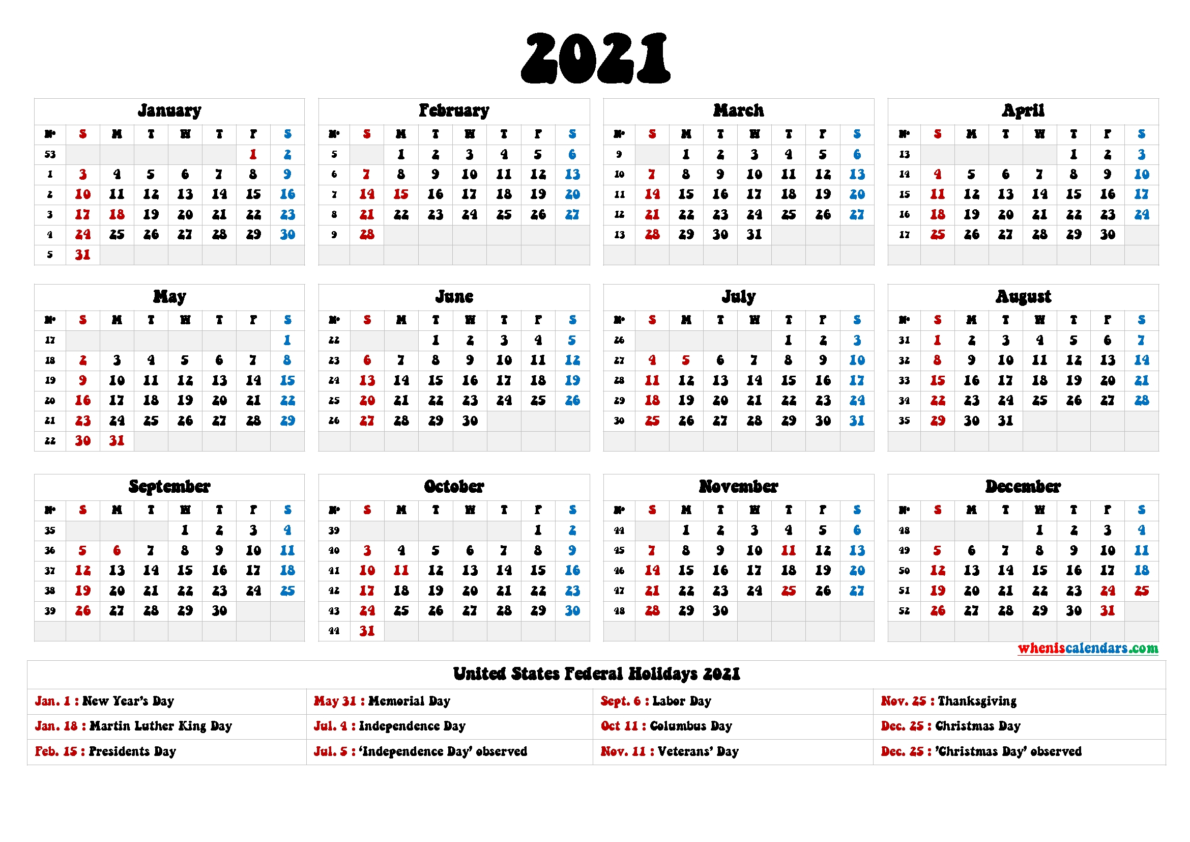 4Mmonth Calendar On One Page 2021 - Example Calendar Printable throughout Free Fillable Calendar 2021