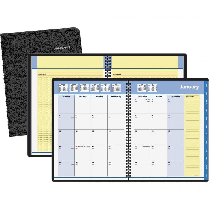 70-024G At-A-Glance 2-Year Monthly Pocket Planner Calendar regarding 2021-2021: 2 Year Calendar Pocket