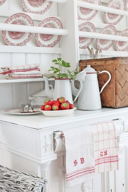 900+ Cottage Kitchens Ideas In 2021 | Cottage Kitchens for The Cozy Red Cottage 2021