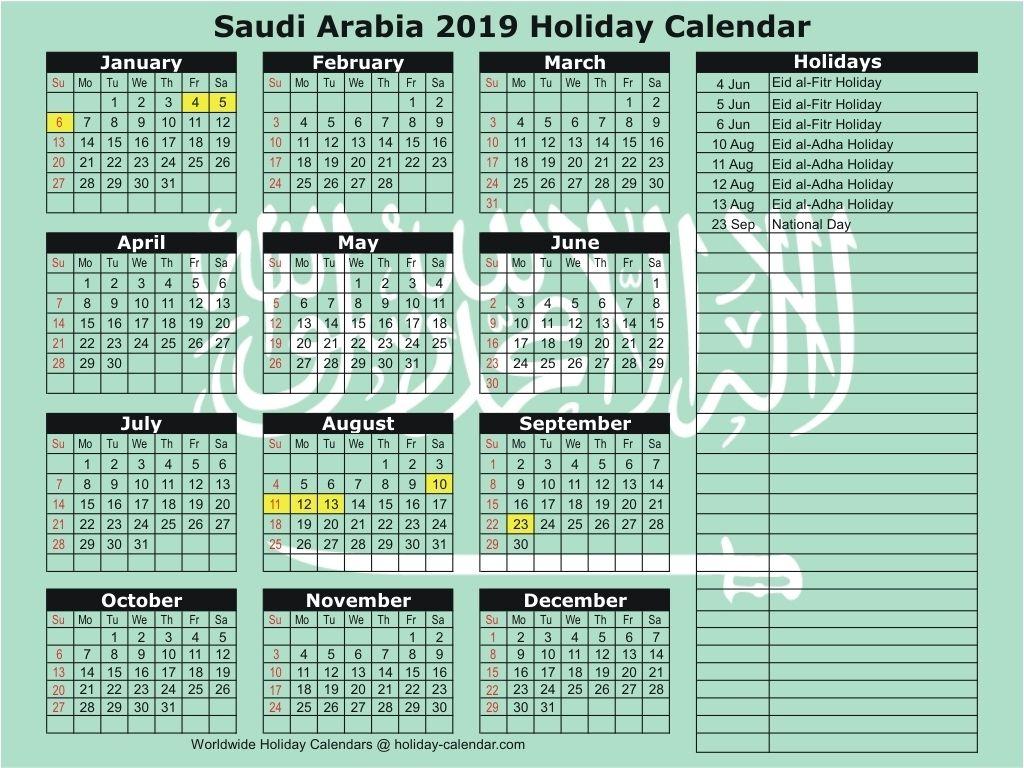 Academic Calendar 2020 21 Saudi Arabia with regard to Aramco Calendar 2021
