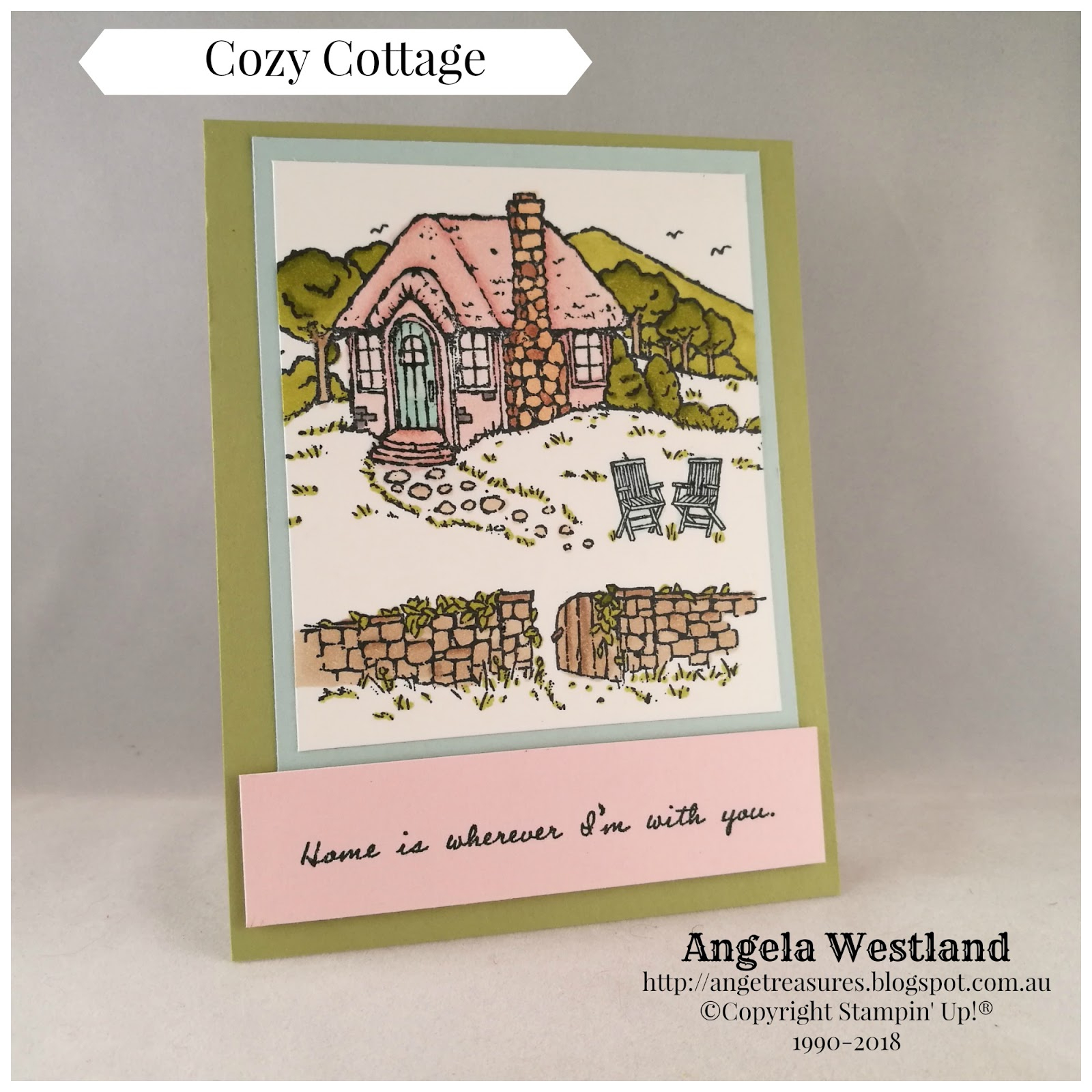 Ange'S Treasures: Cozy Cottage throughout The Cozy Red Cottage 2021