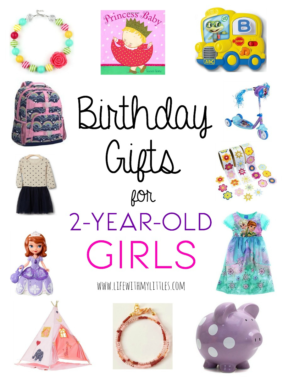 Birthday Gifts For 2-Year-Old Girls - Life With My Littles regarding 2021-2021 Two Year Planner: 2-Year