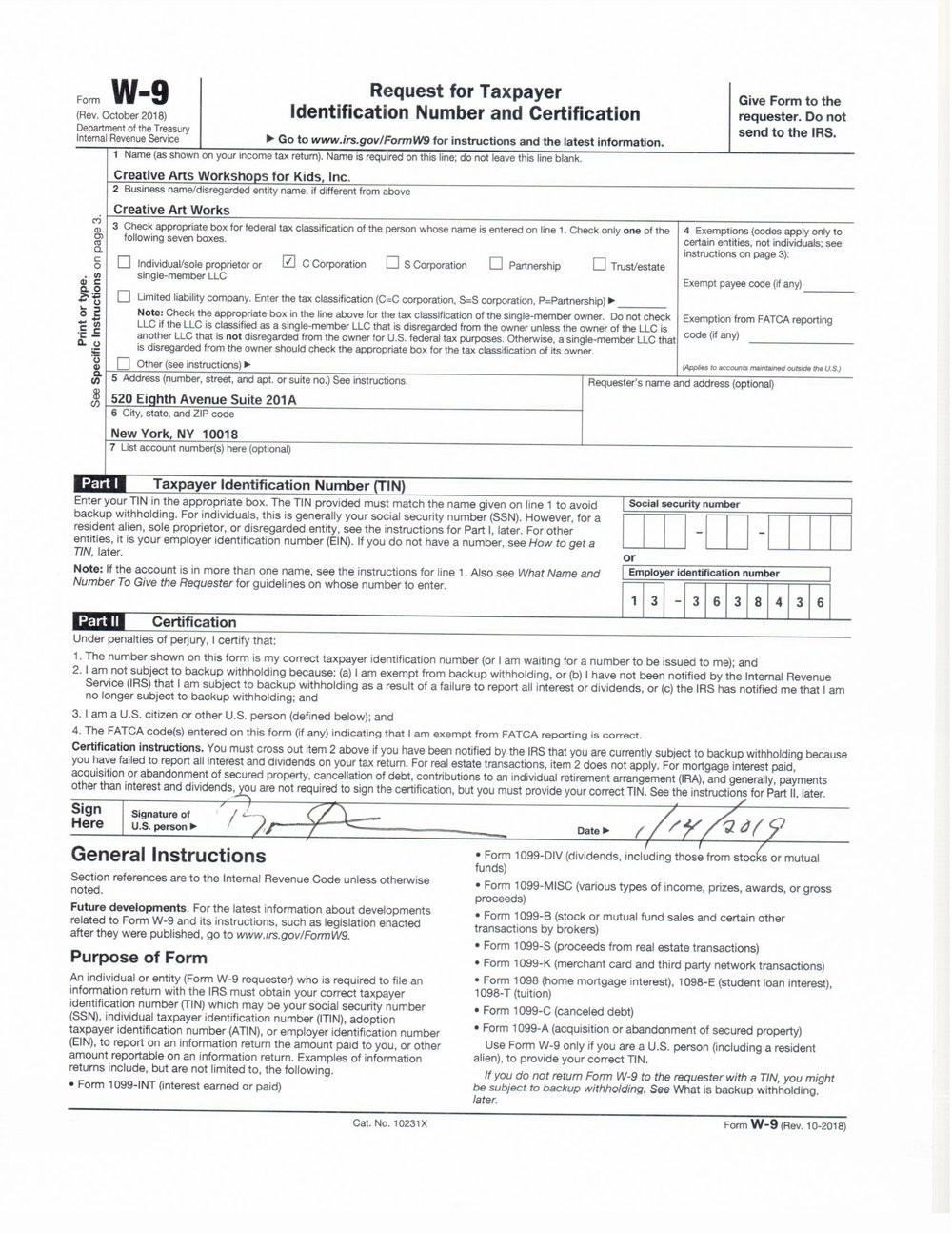 Blank W 9 Form 2020 Printable Free | Calendar Template Printable intended for Printable W-9 Form Free